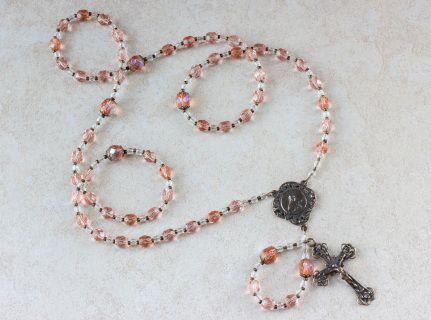 homemade rosaries