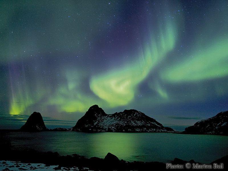 Vesterålen.Norway.