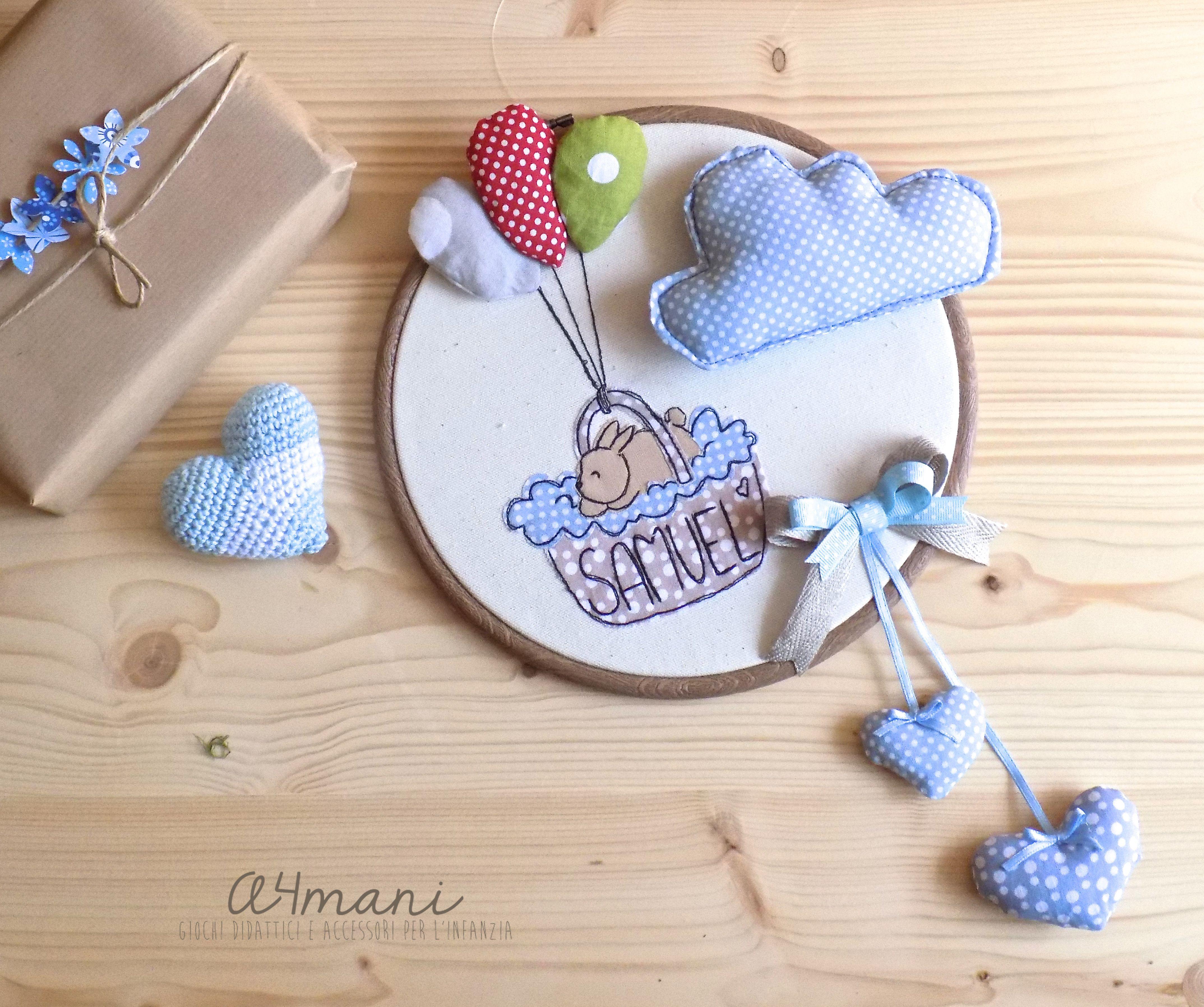 fiocco nascita telaiofiocco nascita freehand machine embroidery