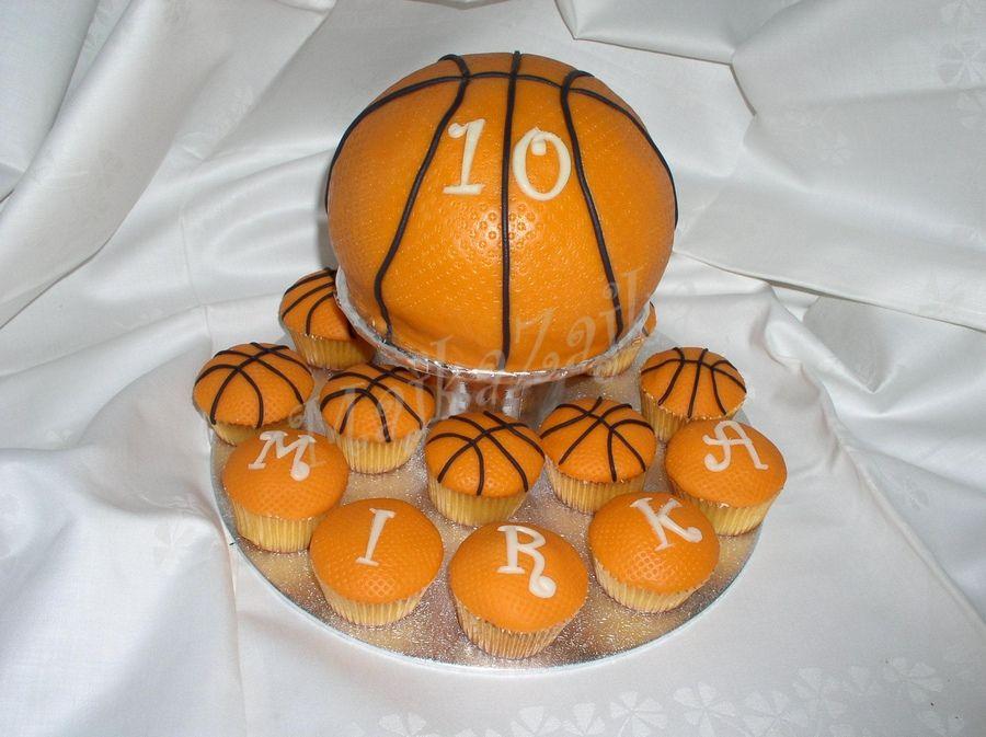 Basketball themed birthday — Children's Birthday Cakes