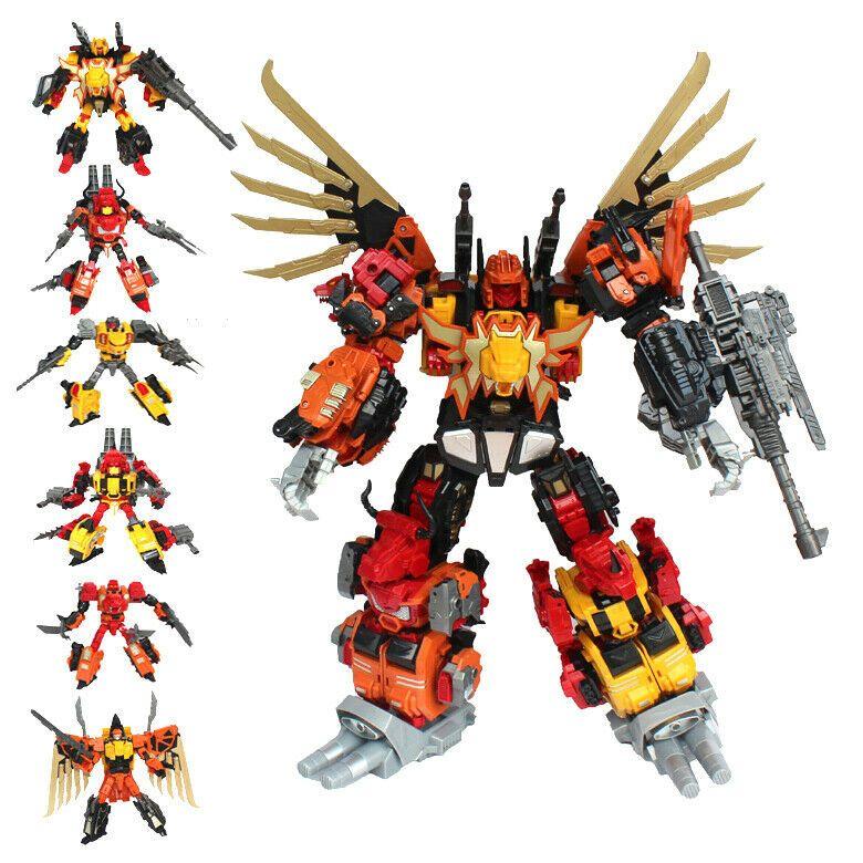 TRANSFORMERS G1 Reissue Computron Warrior AUTOBOT Gift Kids Toy Action