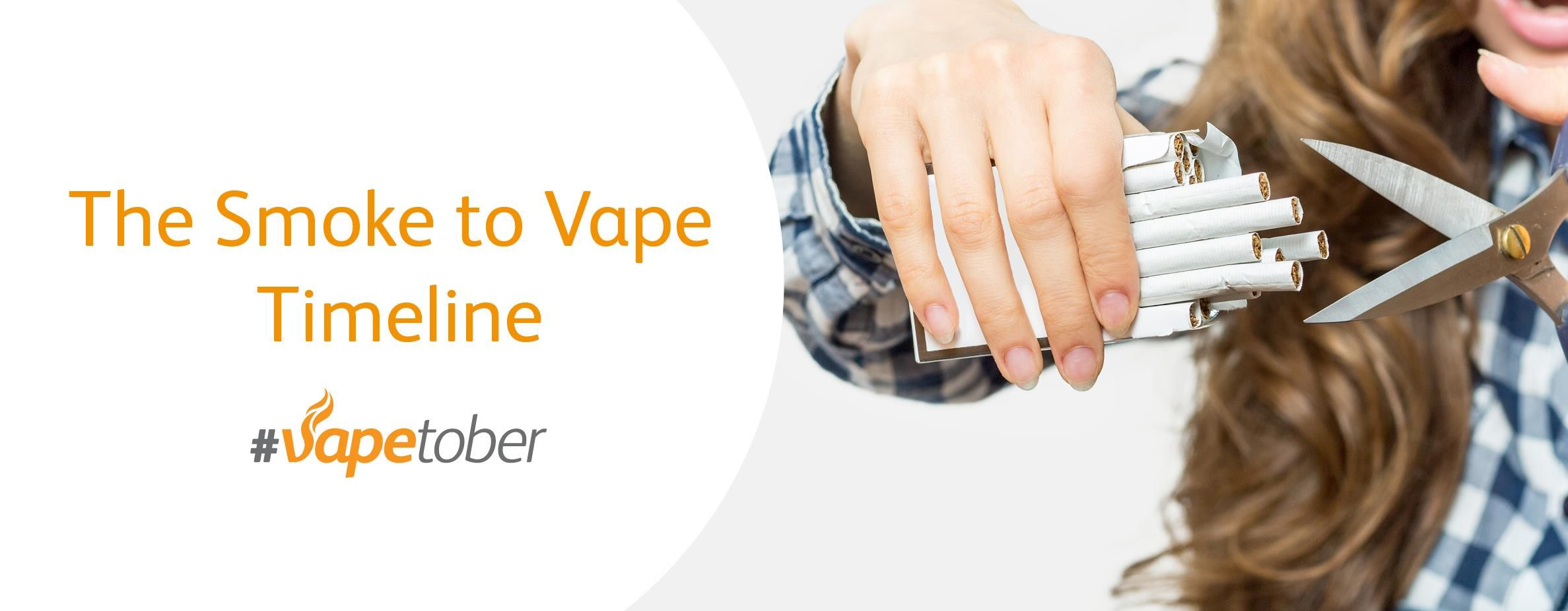 The human body is a beautiful thing; after your last cigarette, it starts to heal itself almost immediately. Let's take a little look at just how quickly switching to vaping alleviates the nasties, shall we? 🙌 💨