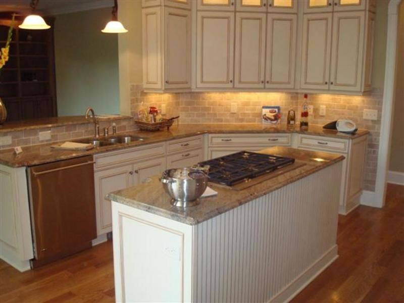 Open Kitchen Designs With Island awesome tips to create narrow kitchen island : nice small open