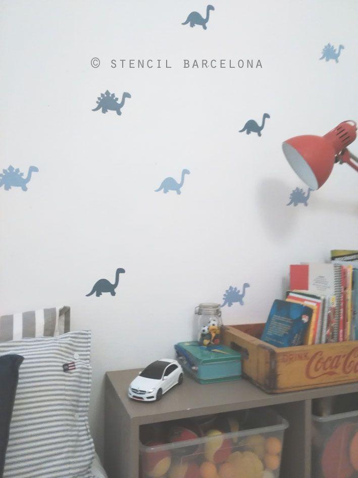 Pin de stencil barcelona en vinilos infantiles de stencil barcelona pinterest vinilos - Habitaciones infantiles barcelona ...