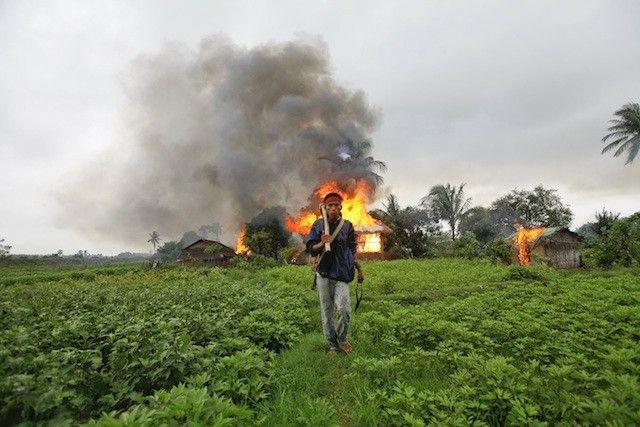 June 11, 2012: Religious Fervor, Sectarian Fire In Myanmar