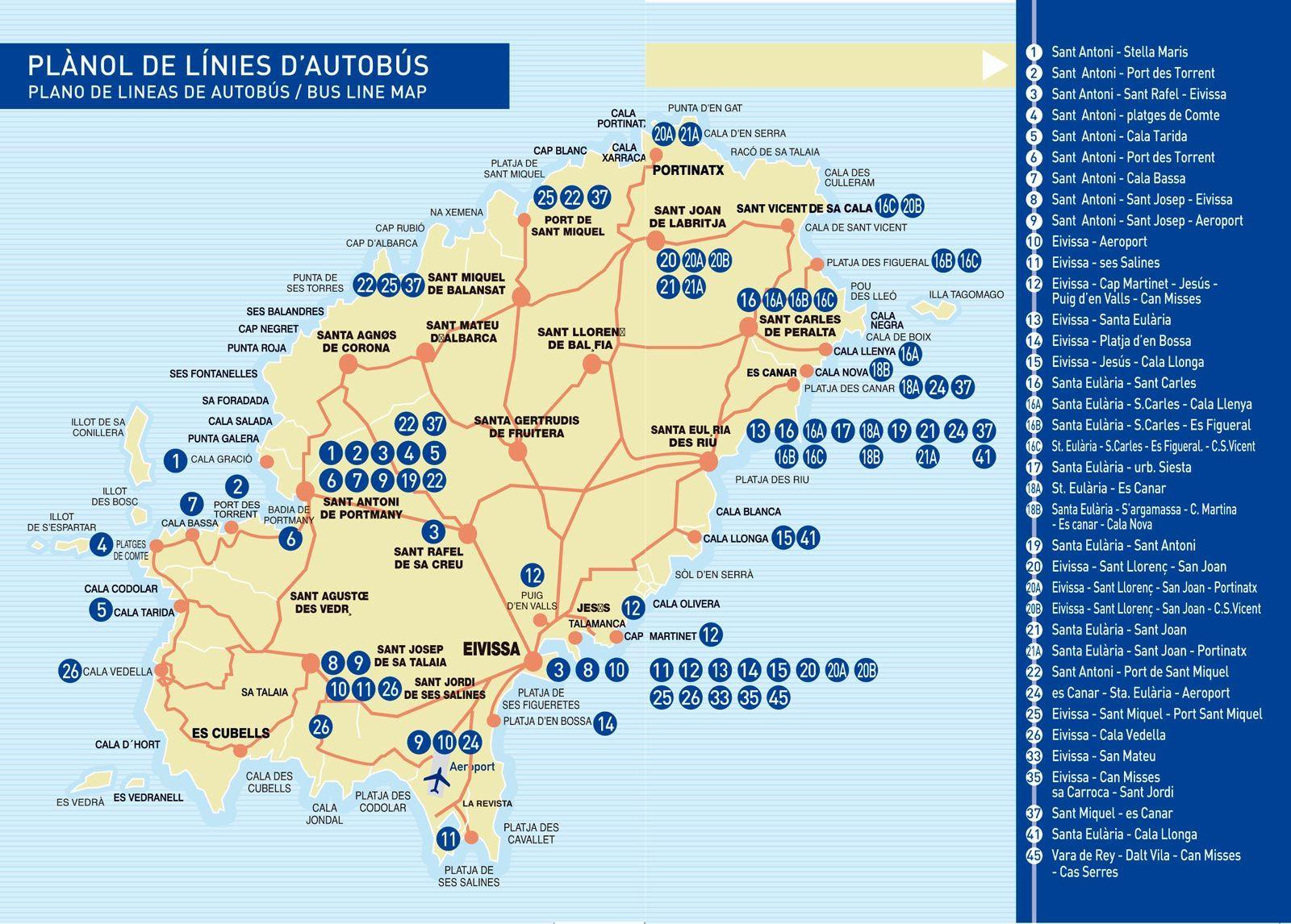 Mapa De Ibiza Calas.Pin De Andrea Mujica En Gezi Ibiza Isla Mapa De Ibiza Ibiza