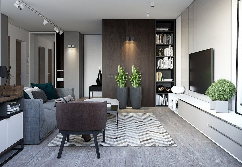 Modern nappali látványos kandallóval Home Pinterest Living - design ideen fur wohnungseinrichtung belgrad aleksandar savikin