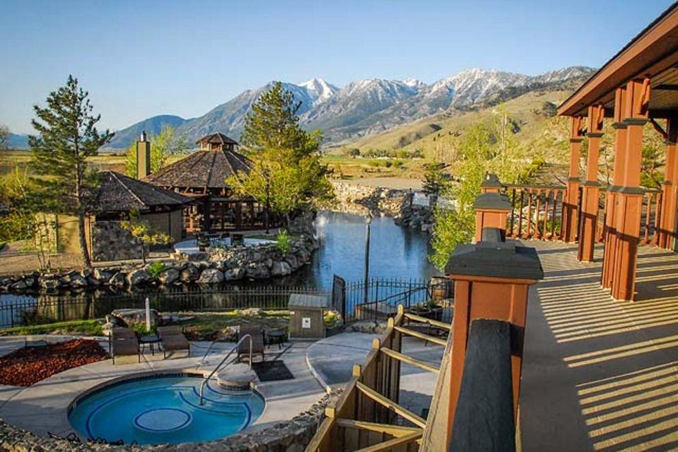 David Walley S Hot Springs Resort And Spa Genoa Nv