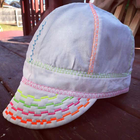 Hey I Found This Really Awesome Etsy Listing At Https Www Etsy Com Listing 507440159 Neon Awesome Welding Caps Summerscaps On Welding Caps Welding Hats Cap