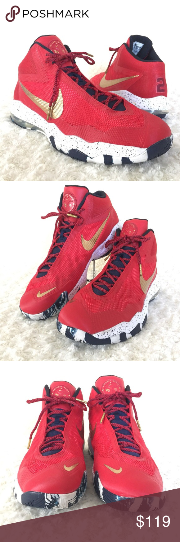 best sneakers 42c86 3c499 Nike Air Max Audacity Anthony Davis PE Ltd Edition Nike Air Max Audacity  Men s Size 14 US Anthony Davis PE Limited Edition Basketball Shoes Color   ...