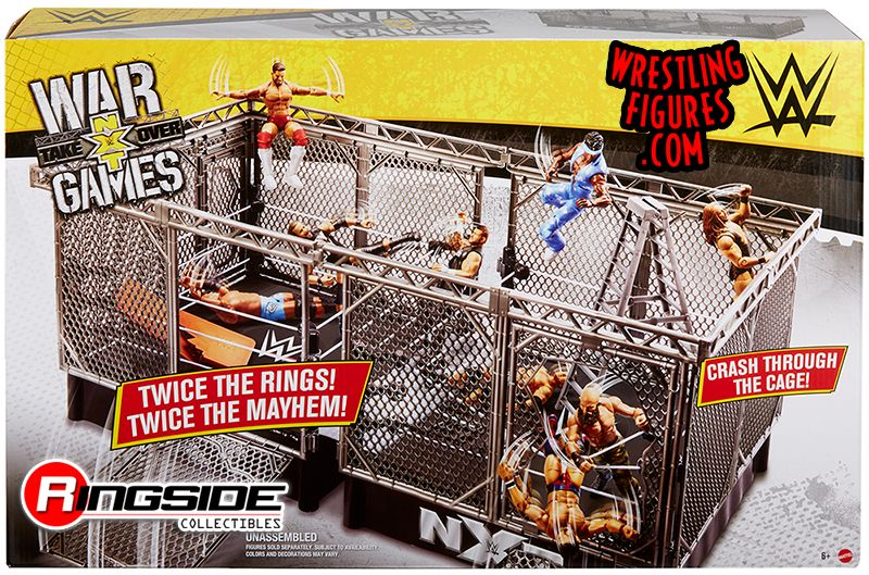 Pin on Wrestling Figure MustHaves