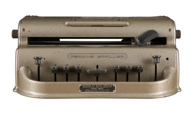 perkins brailler user manual
