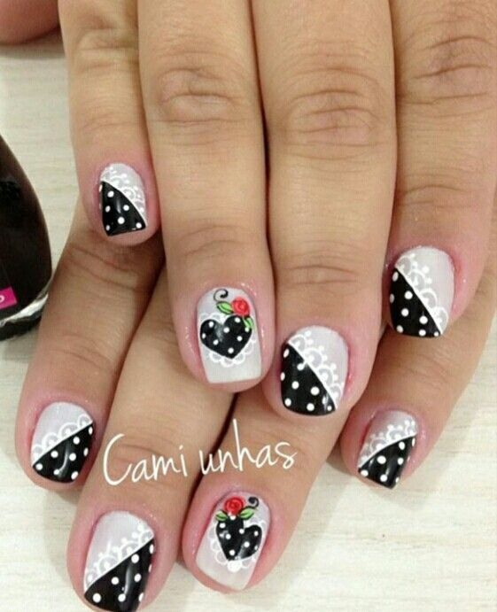 Valentines Day Nail Art Designs Is Especially For The Girls Who Are