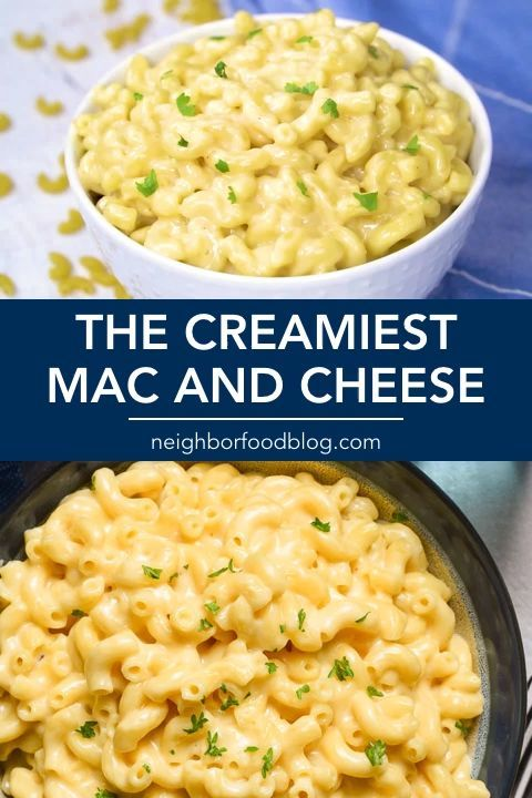 THE Creamy Mac and Cheese Recipe   NeighborFood