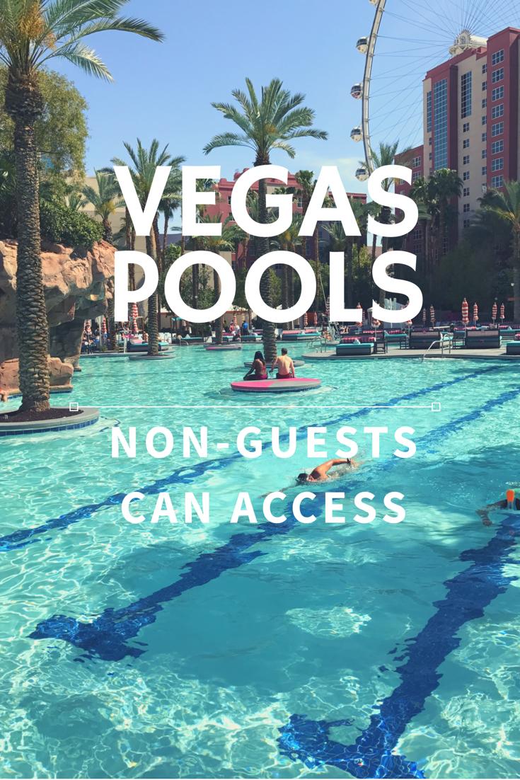 Las Vegas Pools That Non Guests Can Access Vegas Vegaspools Vegaspoolparty Las Vegas Vacation Las Vegas Trip Vegas Trip