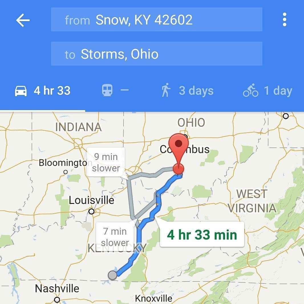 Snow-Storms Kentucky-Ohio #snowstorm #snowzilla #snowpocalypse ...