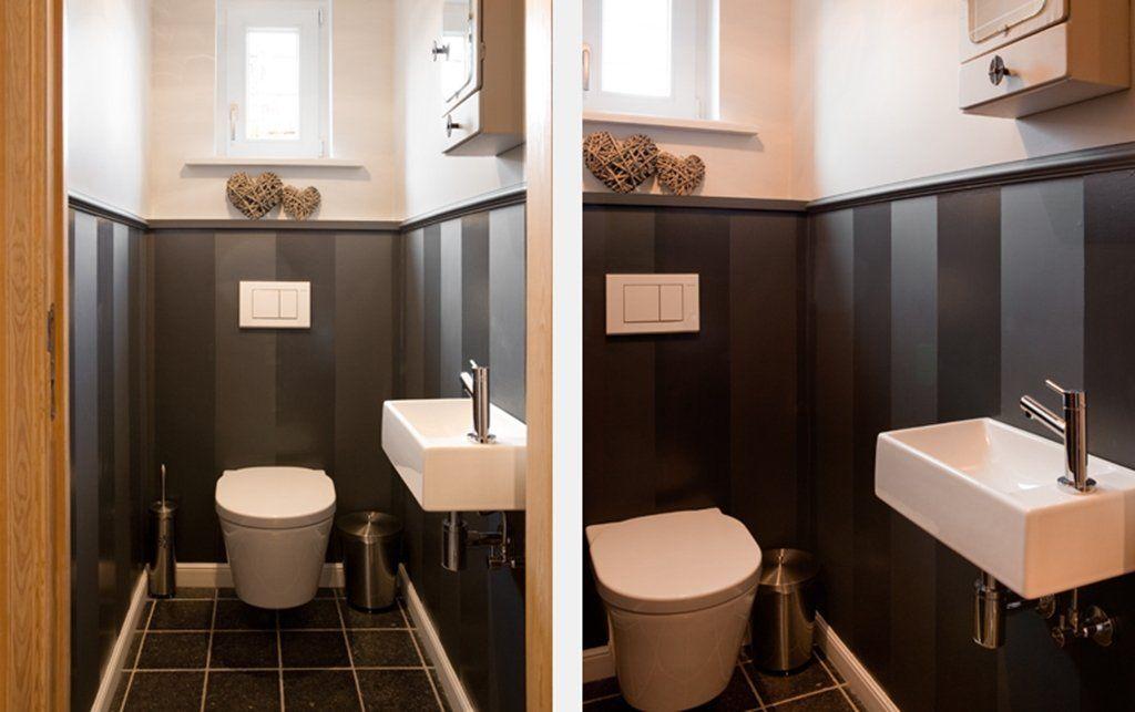 Met gemak kleuren kiezen voor je toilet badkamer