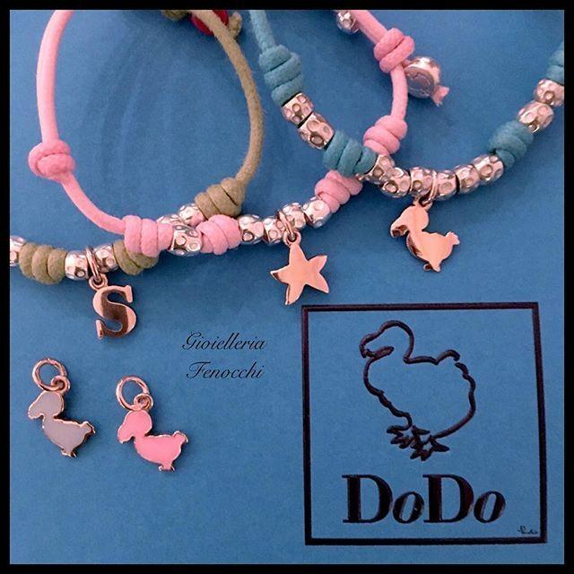 Bracciali con cordino Dodo solo per bimbi buoni e mamme fashion  gioielleriafenocchi