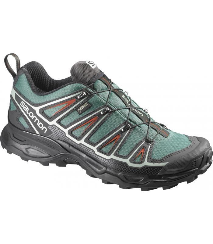 Zapatillas de Trekking Salomon X Ultra 2 Gtx Hombre Gris ...
