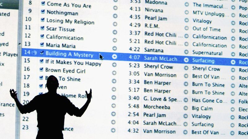 With Downloads In Decline, Can iTunes Adapt? - NPR #iTunes, #Music, #Tech