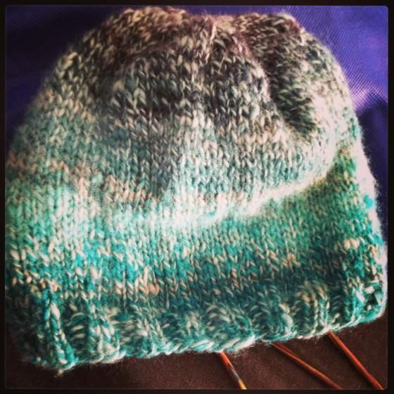 Knitting 101 Hats Decreasing The Crown Knitted Hats Knitting Knitting 101