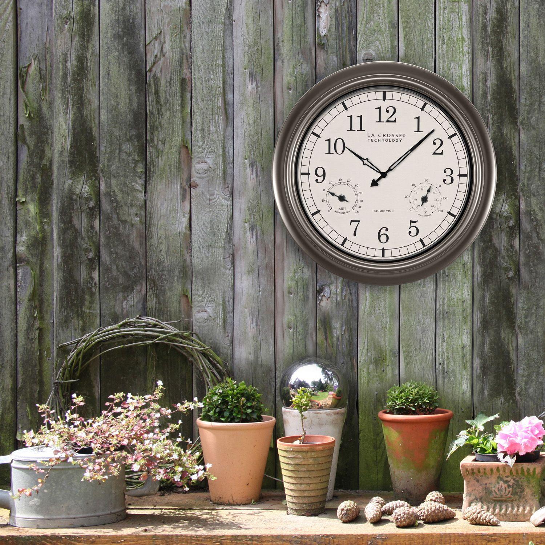 Pin On Indoor Outdoor Clocks
