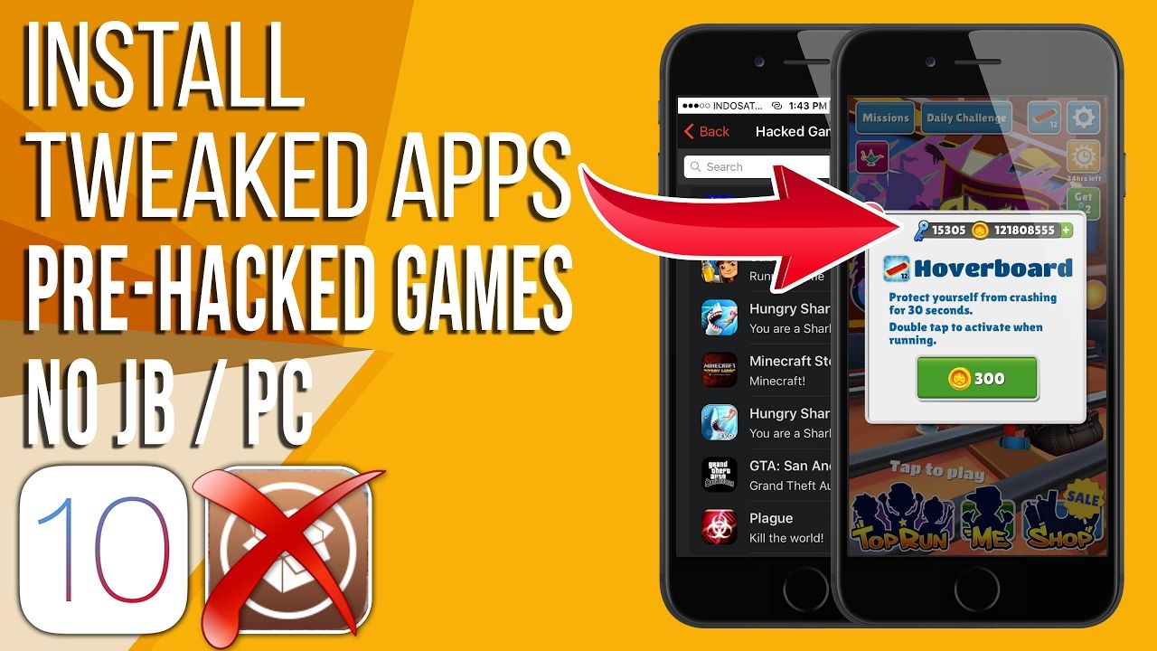 TweakBox; Install Pre Hacked Games, Tweaked Apps For Free
