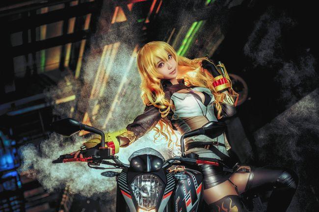 RWBY,Anime,Аниме,Yang Xiao Long,Anime Cosplay