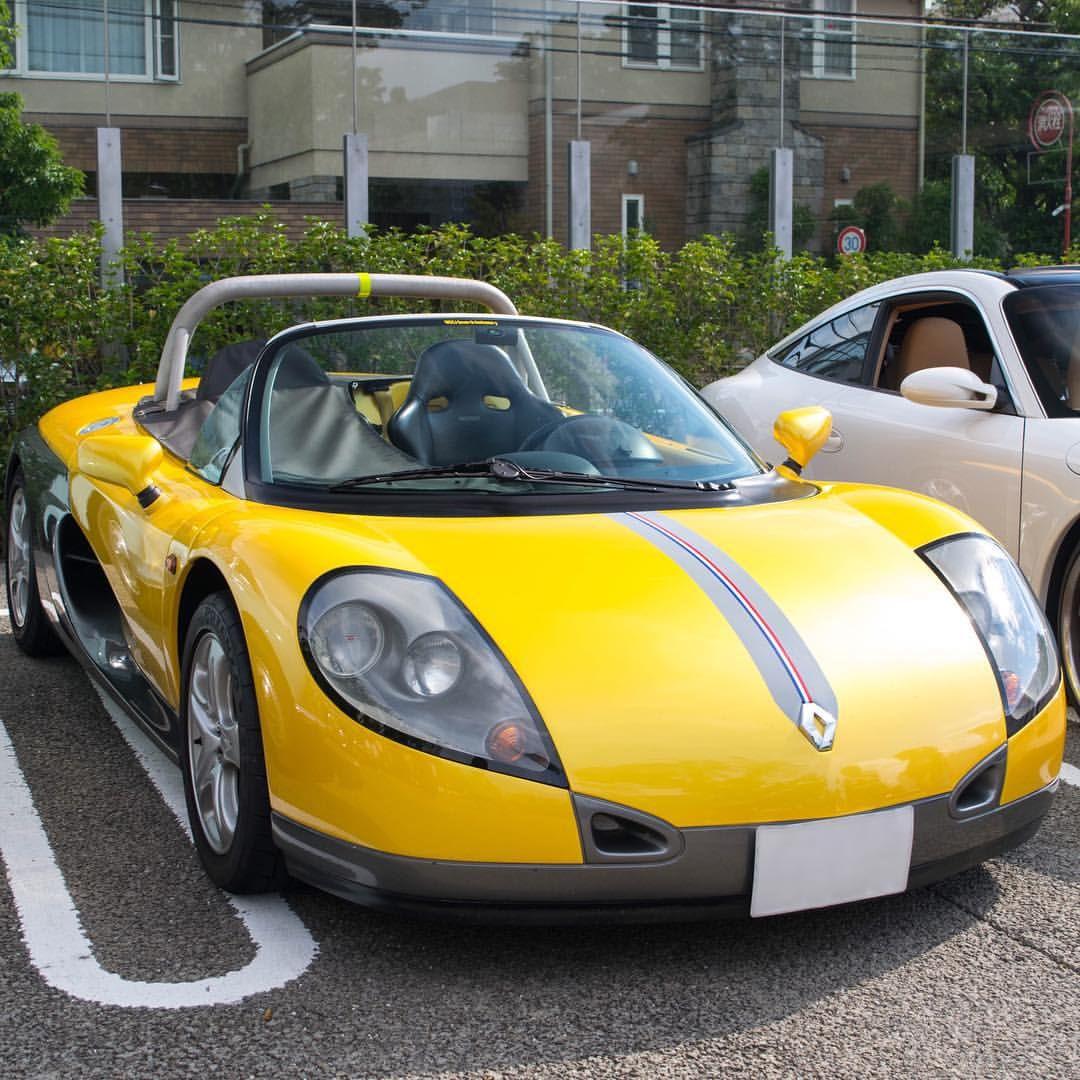 """Renault Spider: Ken Saito On Instagram: """"Sport Spider. #renault"""