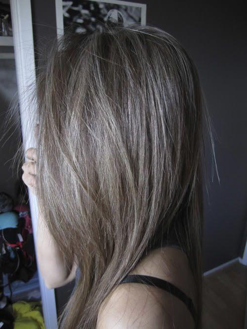 Dark Ash Blonde Hair With Platinum Highlights Best Image Of Blonde