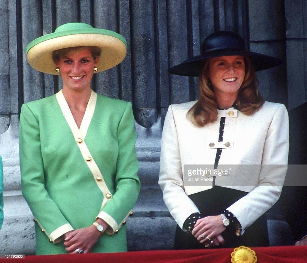 KINGDOM SEPTEMBER 15; Diana, Princess of Wales ,and