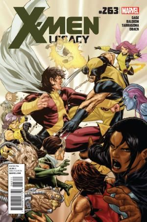 X Men Legacy Vol 1 263 X Men Man Thing Marvel Marvel