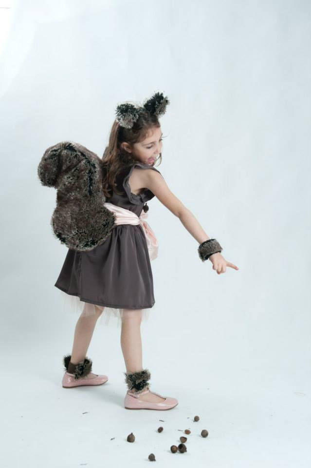 1afff1600 Squirrel costume DIY by Dana Israeli