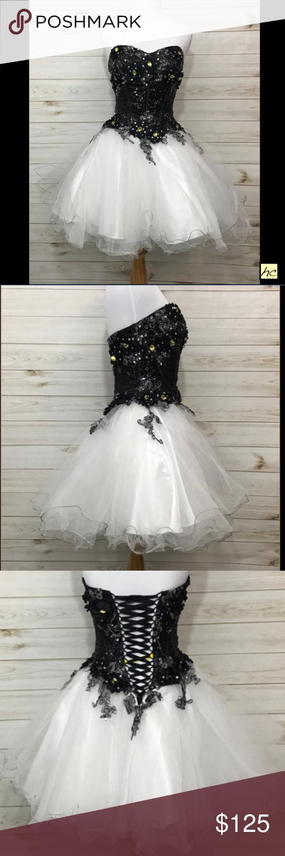 Alyce paris short prom dress size in my posh picks