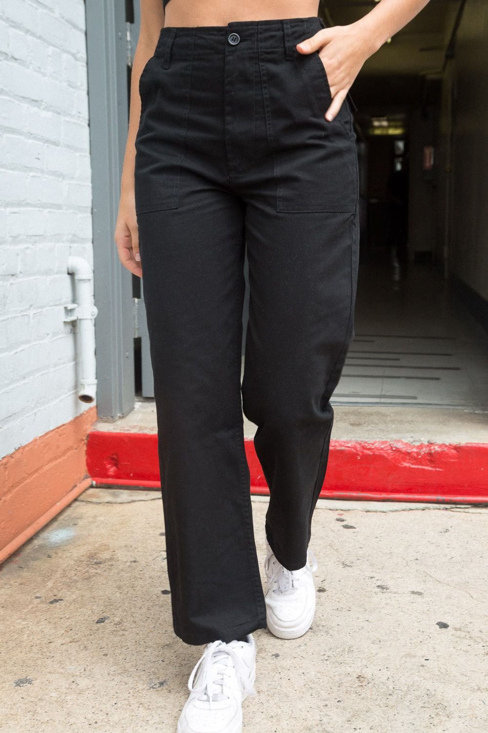 c7cd5c8c Kim Pants in 2019 | BRANDY MELVILLE | Fashion outfits, Clothes ...