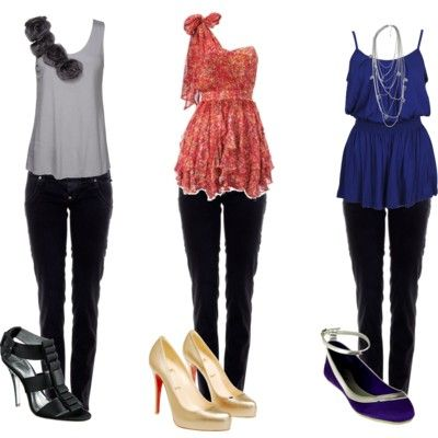 What to Wear With Black Skinny Jeans Skinny Jeans a What to Wear