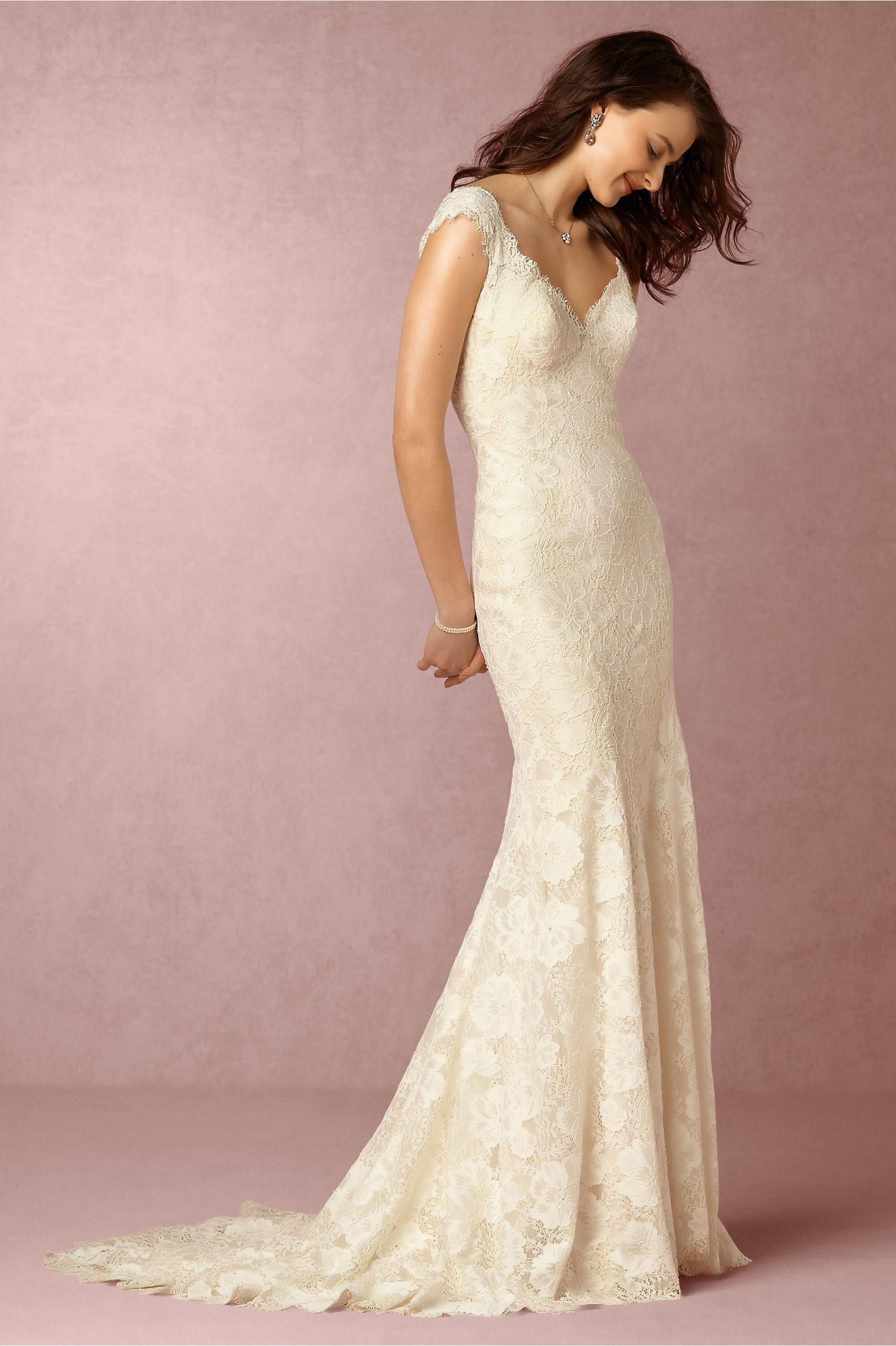 BHLDN Amalia Gown in New at BHLDN | Wedding Dress | Pinterest ...