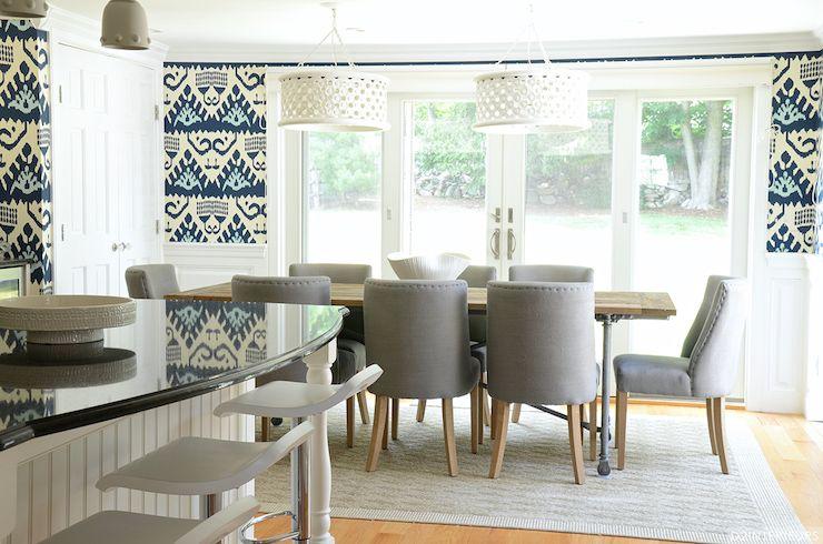 Jarrod Small Pendant White Kitchen Dining TablesDining RoomsIndustrial