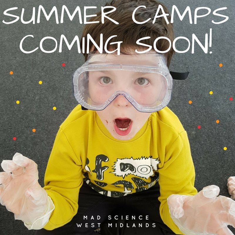 Don't to book your places onto our Summer Camps