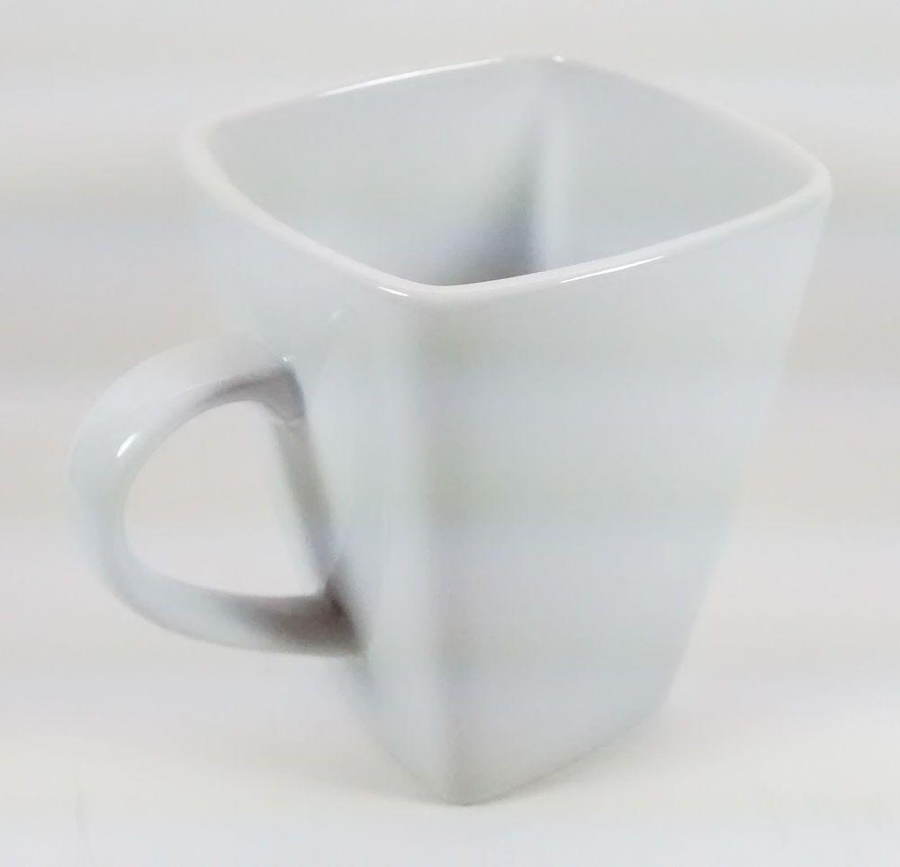 Food Network Square Coffee Mugs