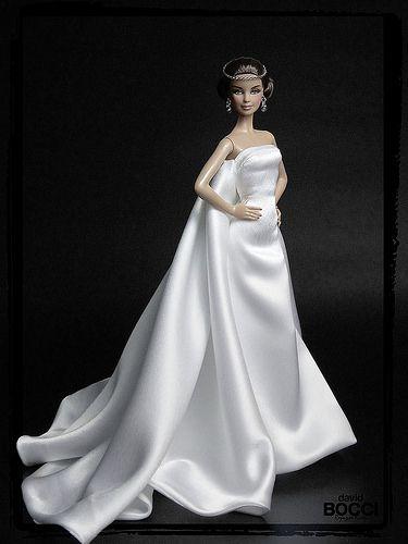 Ooak inspired by an Audrey Hepburn look