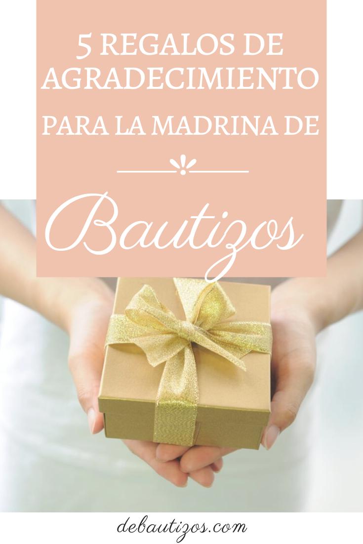 7 Regalos Para Madrinas De Bautizo únicos De Bautizos Regalos De Padrinos Invitacion Bautizo Niña Regalos Bautizo Madrina