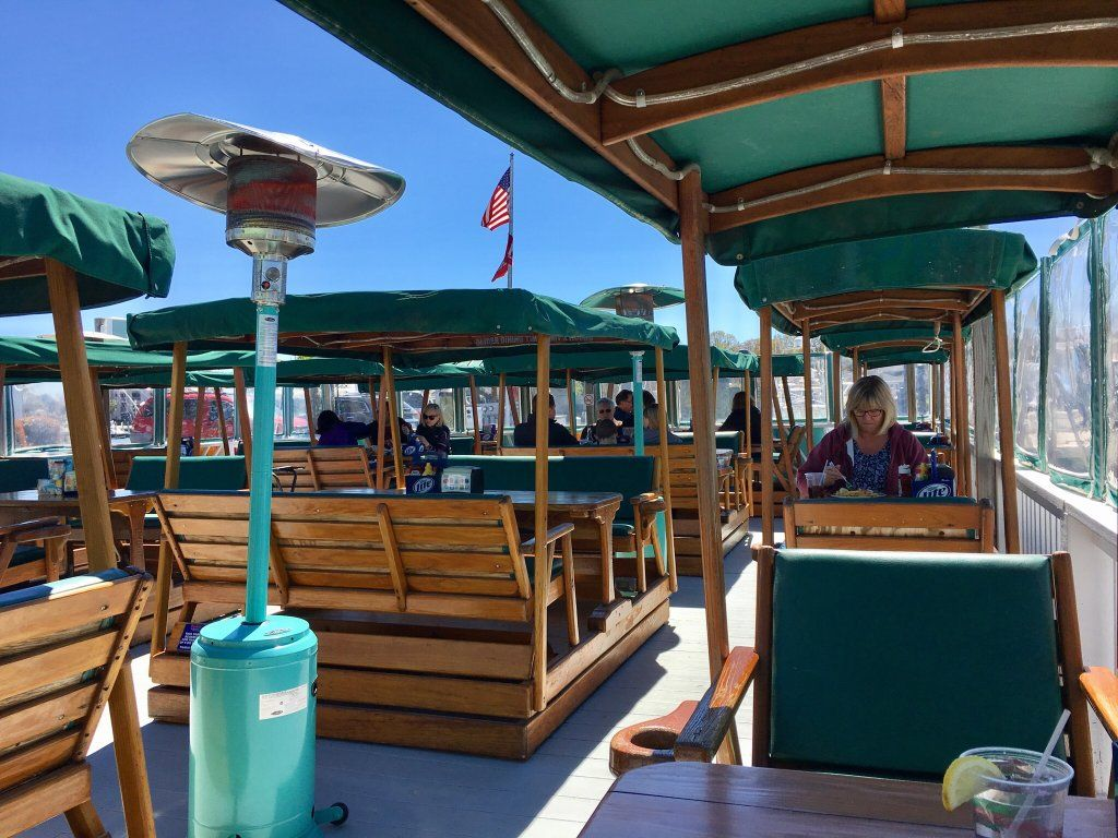 Rudee S Restaurant Cabana Bar Virginia Beach