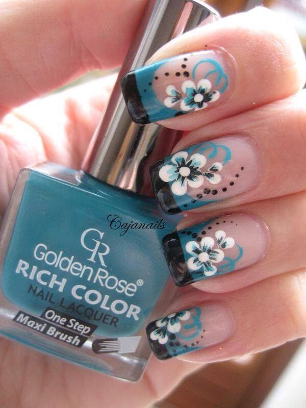 Pin by Osita Elizabeth on uñas | Pinterest | Gel designs, Fingernail ...