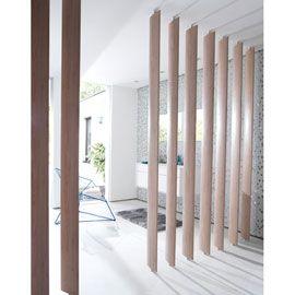lame orientable ella bois naturel inspiration cloison. Black Bedroom Furniture Sets. Home Design Ideas
