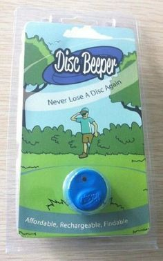 Amazon.com: Disc Golf Beeper Location Device: Sports & Outdoors ...