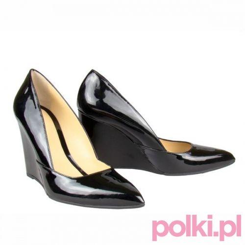 40 Par Modnych Butow Na Koturnie Z Jesiennych Kolekcji Shoes Fashion Loafers