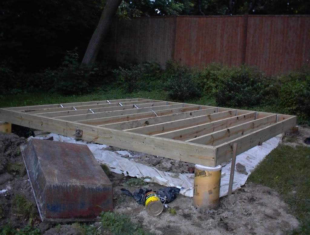 How To Build A Shed Base Building A Shed Base Shed Base Building A Shed Base Shed Floor