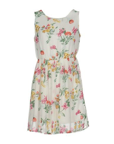 ANONYME DESIGNERS Women's Short dress White S INT