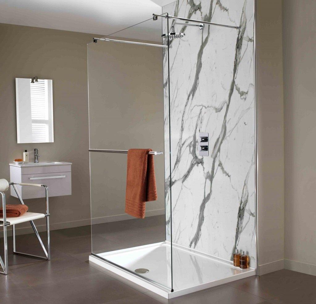 Bianco Carrara Walk In Shower Carrara Bianco Carrara Decorative Wall Panels
